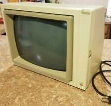 Vintage Apple Monitor II Green Phosphor Model A2M2010