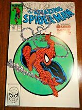 Amazing Spider-man #301 Todd McFarlane Key VF/NM Silver Sable 1st Print Marvel