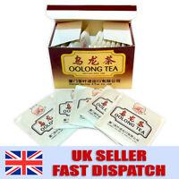 100 Tea Bags Oolong bag China Chinese Wu-long Weight Loss Slimming Diet