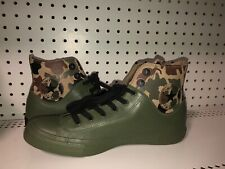 Converse Chuck Taylor All Star High Camouflage Rubber Mens Athletic Shoes Size 9