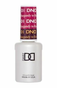 DND Daisy Mood Change PICK YOUR COLOR Soak Off Gel .5oz LED/UV DND gel