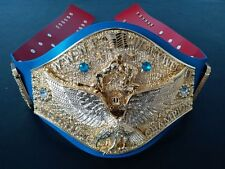 2018 Hotsell WWWF Bob Backlund Heavyweight Wrestling Championship Belt  Metal