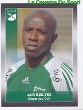 044 JAIR BENITEZ DEPORTIVO CALI FC.DALLAS STICKER PANINI COLOMBIA PRIMERA A 2008