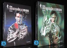 DVD THE INVISIBLE MAN SEASON 1 KOMPLETT - SEASON - EPISODEN 1-24 *** NEU ***
