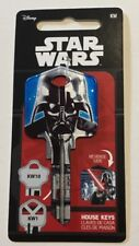 STAR WARS DOUBLE SIDED DARTH VADER KEY BLANK-KW1/KW10