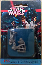 Star Wars West End Games - 40404 StormTroopers 2 (MIB, Sealed)