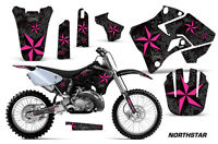 Dirt Bike Graphic Kit Decal Sticker Wrap For Yamaha YZ125 YZ250 96-01 NSTAR P K