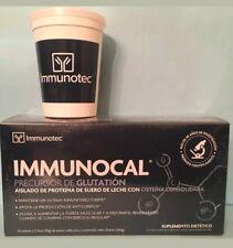 IMMUNOCAL 30 PK Natural source of Glutathione ORIGINAL! US Seller
