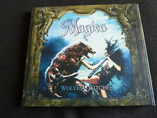 MAGICA - WOLVES & WITCHES - CD IN DIGIPAK + BONUS & VIDEO - POWER METAL