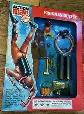 Vintage Action Man Original FROGMAN Outfit BOXED.