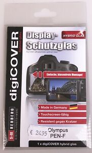 Digi cover Hybridglas Displayschutz Olympus PEN-F