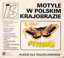 Motyle w polskim krajobrazie - album dla kolekcjonerów