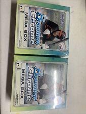 ⚾️ Lot Of 2 — 2020 BOWMAN Chrome Mega Box RETAIL Sealed NEW! Topps Baseball ⚾️