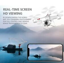 WIFI Drone With Camera HD 4K Live Video FPV Foldable Flow selfie RC helicopter