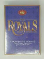 The Royals Trivia Board Game - Brand New