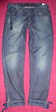 Rare DIESEL Jamys ribbon tie boyfriend fit jeans W27 UK 8/10 VGC
