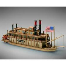MAMOLI Mini MAMOLI Mississippi Riverboat 1:206 (MM13) Model Boat kit