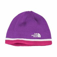 The North Face Youth Keen Beanie (Purple/Pink) - Youth M