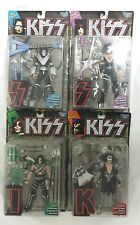 KISS ULTRA-ACTION FIGURES Set of 4 SIMMONS STANLEY CRISS FREHLEY McFARLANE TOYS