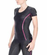 SKINS A400 Women/'s Top Long Sleeve black//black ZB99330059001