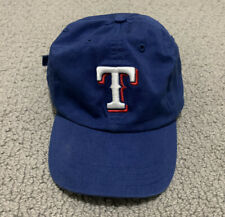 Fan Favorite Texas Rangers Blue MLB Children Kid's Youth Boy's One Size Hat Cap