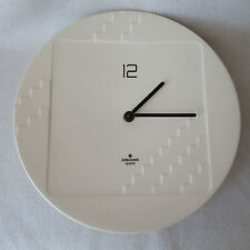 Junghans Quartz Küchenuhr Keramik Teller UHR Design Wanduhr Creme Top Modern Gallery