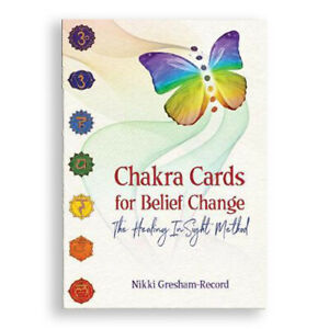 Chakra Cards for Belief & Change