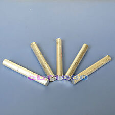 5pcs Magnesium Element Metal Rod Ingot - High Purity 99.95% 60mm x 8mm