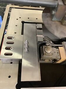 Wire EDM 10 Inch Vise And Mount Block