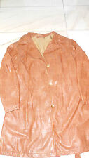 Trechcoat * abrigo * abrigo corto talla: 46&xl marrón NUEVO