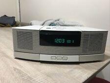 Bose Wave CD / Radio AWRC3P- Great Bose Sound - White