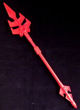 Transformers G1 JAPAN MASTERFORCE BLACK ZARAK SPEAR Resin Reproduction