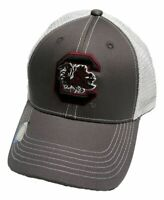 South Carolina Gamecocks Adjustable Gray Mesh Snapback Cap NCAA Hat