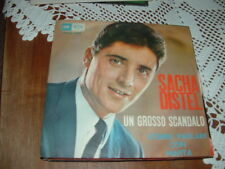 "SACHA DISTEL "" UN GROSSO SCANDALO ""  ITALY'65"