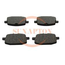 4x FRONT BRAKE PADS for YAMAHA YW50 ZUMA 50 SFA169 2002 2003 2004 2005 2008 2009
