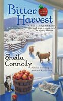 Bitter Harvest (An Orchard Mystery) by Sheila Connolly