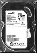 SEAGATE BARRACUDA ST500DM002 500GB SATA HARD DRIVE P/N: 1BD142-021 Z3T  TK