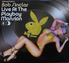 Bob Sinclar Live at The Playboy Mansion 2 Disc CD