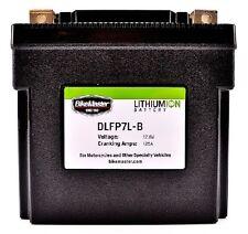 BikeMaster Lithium-Ion 12V Motorcycle Battery / DLFP-7L-B
