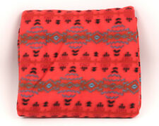 "SOLD OUT ""Desert Sage Red"" Pacific Blanket Trading Company Fleece Blanket"