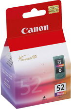 Canon Druckerpatrone original Tinte CL-52 photo tri-color, photo dreifarbig