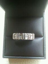 18ct Gold 0.50 Baguette Diamond Ring