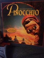 Carlo Collodi's Pinocchio : Picture Story Book by M. J. Carr (1996, Paperback)