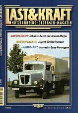 LAST & KRAFT Heft 4/2000 Nutzfahrzeug Oldtimer Magazin historische LKW  (E6)