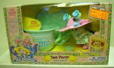#503 NRFB Vintage KIDSVIEW Tea Bunnies Pansy Parfait