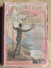 L'Aviateur du Pacifique 1909 Illustration de G. DUTRIAC