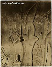 Thebes, Kings Tomb by Zangaki, Orig. Photo, ca. 1890