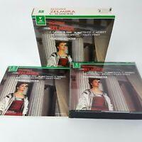 Gioachino Rossini Zelmira 2 CD Box (1990) ERATO Gasdia Fink Matteuzzi Merritt