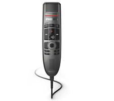 Philips SMP3800 SpeechMike Touch Push-button operation Integrate Barcode Scanner
