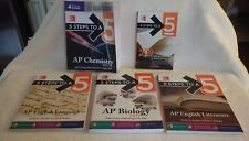 2017 Mcgraw Hill Education Book AP English Chemistry Biology Language Books